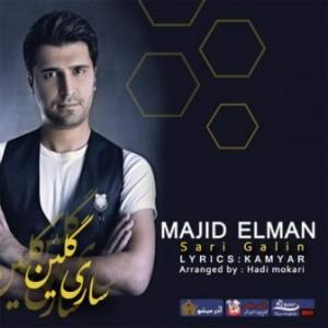 Majid-Elman-sari-gelin