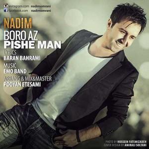 Nadim-Boro-Az-Pishe-Man