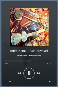دانلود آهنگ عاشق آذربایجانی