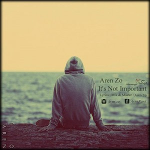 دانلود آهنگ جدید آرن Zo به نام دیگه مهم نیست