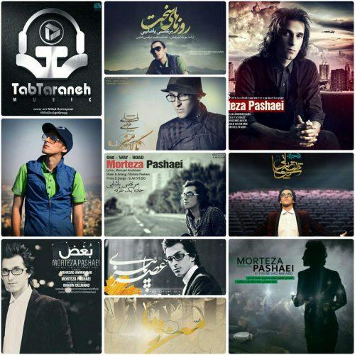 دانلود ده آهنگ برتر مرتضی پاشایی