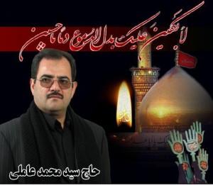 دانلود نوحه حسین گلدی کربلایه قوناق محمد عاملی