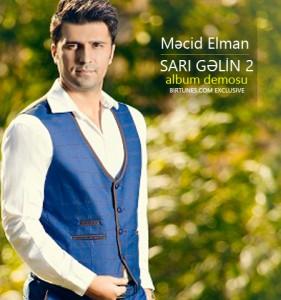 دانلود آلبوم جدید مجید المان به نام ساری گلین 2