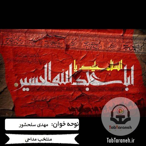 دانلود منتخب مداحی های مهدی سلحشور