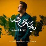 دانلود آهنگ جدید سعید عرب به نام دیدی چی شد