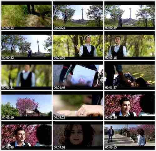 علیرضا طلیسچی - موزیک ویدیو جدید من همونم
