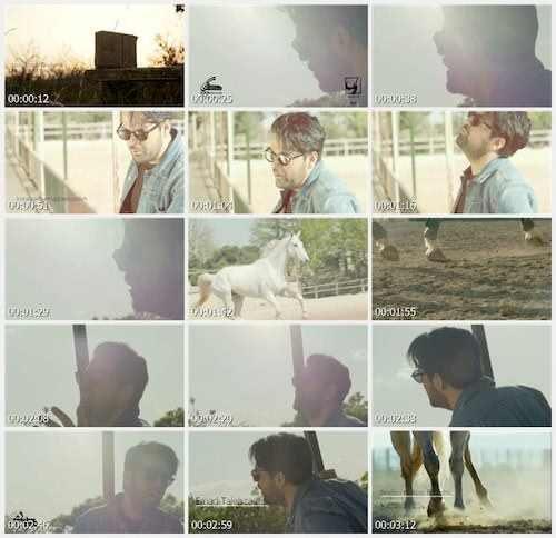 عماد طالب زاده - موزیک ویدیو جدید قدم میزنم