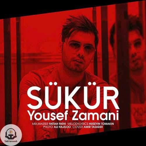 دانلود آهنگ جدید یوسف زمانی به نام Şükür