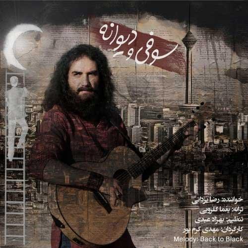 رضا یزدانی - سوفی و دیوانه