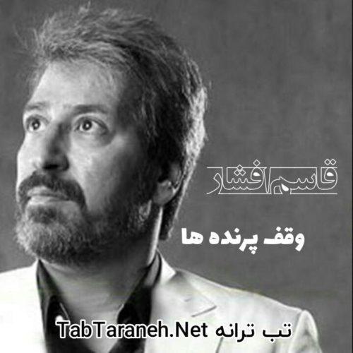وقف پرنده ها قاسم افشار
