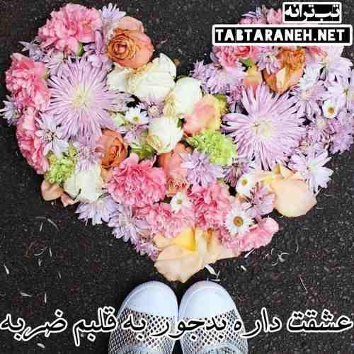 عشقت داره بدجور به قلبم ضربه میزنه مهدی مقدم
