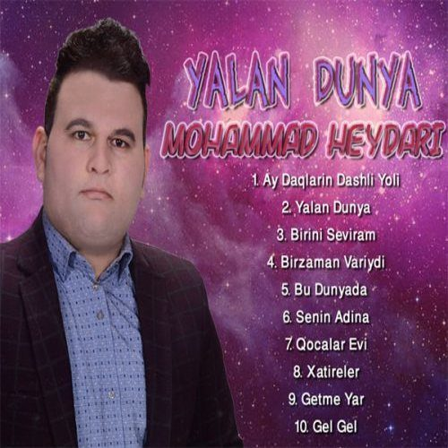 محمد حیدری یالان دنیا